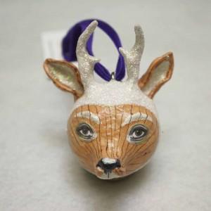 BLPD deer head