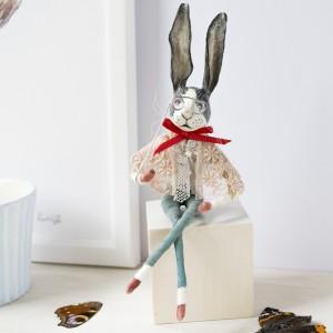 old granny rabbit